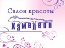 """Салон красоты """"Хамелеон"""": сначала - продвижение в Интернете, потом создание сайта!"""